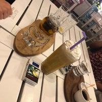 7/21/2018 tarihinde Hatice A.ziyaretçi tarafından Alaçatı Muhallebicisi'de çekilen fotoğraf