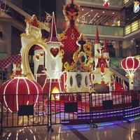 Photo taken at 西单华威商城 Xidan Huawei Shopping Center by Josephine on 1/28/2014
