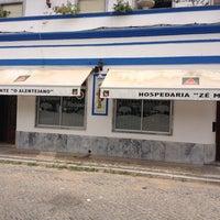 Photo taken at Restaurante Alentejano by Pedro C. on 8/22/2013