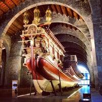 Foto tomada en Museu Marítim de Barcelona por Mark C. el 4/26/2013