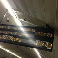 Photo taken at Metro Arroios [VD] by Soninha on 2/20/2013