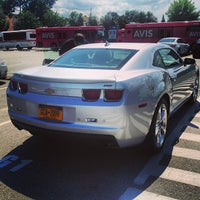 Photo taken at Budget Car Rental by Kimberly T. on 8/17/2013
