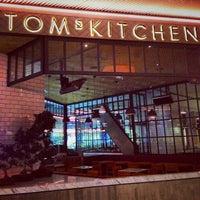 11/28/2013 tarihinde Tom A.ziyaretçi tarafından Tom's Kitchen'de çekilen fotoğraf