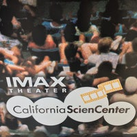 Photo taken at IMAX Theater @ California Science Center by Andrew on 2/20/2017