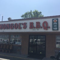 Photo taken at Golden Palace Mongolian BBQ by Andrew on 6/30/2017