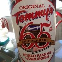 Photo taken at Original Tommy's Hamburgers by Christopher O. on 12/17/2012
