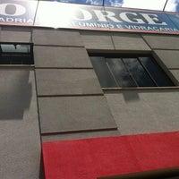 Photo taken at Sao jorge Vidracaria by Teodoro Augusto H. on 1/23/2013
