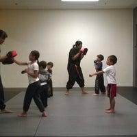 Photo taken at Las Vegas Kung Fu Academy by Farrah S. on 10/2/2014