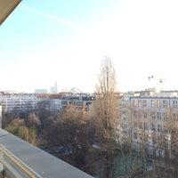 Das Foto wurde bei Park Inn by Radisson Berlin City West von Roman R. am 3/10/2014 aufgenommen