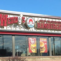 Photo taken at Wendy's by Ashley L. on 1/15/2013