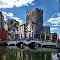 Photo taken at Downtown Providence by Becky R. on 6/23/2014