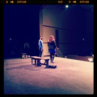 Photo taken at Townsend Center For The Performing Arts by Madeline B. on 2/26/2013