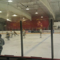 Photo taken at Oceanside Ice Arena by Krystyna Z. on 1/19/2013