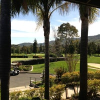 Photo taken at Almaden Golf and Country Club by Tracy Q. on 3/10/2013