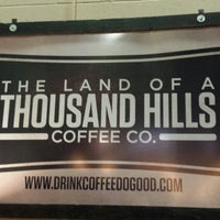 Photo taken at Land of a Thousand Hills Coffee House by Ram M. on 12/3/2013