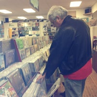 Photo taken at Harvest Records by Pamella B. on 2/6/2014