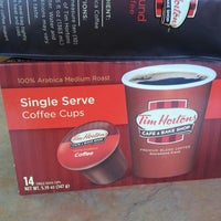 Photo taken at Tim Hortons / Cold Stone Creamery by P J. on 9/30/2014