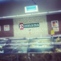 Photo taken at Cometa Supermercados by Andy S. on 10/10/2012