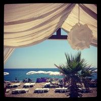 Foto scattata a Palm Beach Club da Seda B. il 8/9/2013
