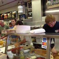 Photo taken at Dino's Subs and Pizza Shop by Alexi-Rae W. on 7/28/2013