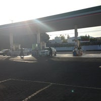 Photo taken at Gasolinera Servicio Candiles by Citlali M. on 3/27/2013