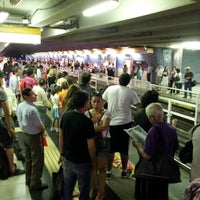 Photo taken at Metro Einstein by Julio D. on 3/4/2013