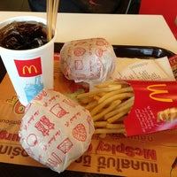 Photo taken at McDonald's & McCafé by KemZ Y. on 4/30/2013