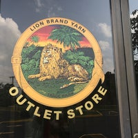 Photo taken at Lion Brand Yarn Outlet by Thelocaltripper on 9/6/2017