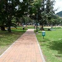 Foto tomada en Parque de la 93 por Cristian Ñ. el 9/20/2012