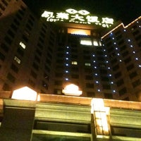 Photo taken at Gloria Grand Hotel by Michael L. on 4/21/2013