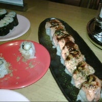 Photo taken at Sushi Tei by ridwan a. on 10/12/2012