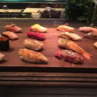 Photo taken at Yashin Sushi by Phil N. on 2/13/2017