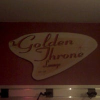 Photo taken at Golden Throne Lounge by Rob J. on 5/5/2013