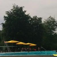 Photo taken at Zwembad Aardenburg by Tom R. on 6/9/2014