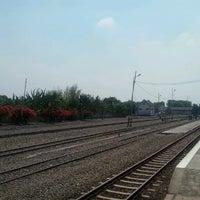 Photo taken at Stasiun Mojokerto by patbom on 10/9/2012