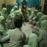 Photo taken at SMA Khadijah Surabaya by Dessy A. on 2/13/2014