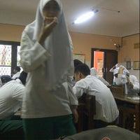 Photo taken at SMA Khadijah Surabaya by Dessy A. on 10/18/2013