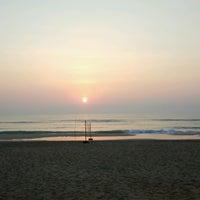 Photo taken at BaanKlangAow Beach Resort by bento t. on 2/18/2017