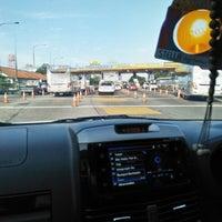 Photo taken at Gerbang Tol Buah Batu by umminya a. on 7/16/2017