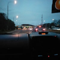 Photo taken at Gerbang Tol Cileunyi by umminya a. on 7/16/2017