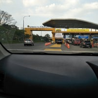 Photo taken at Gerbang Tol Cileunyi by umminya a. on 7/2/2017