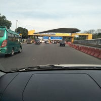 Photo taken at Gerbang Tol Cileunyi by umminya a. on 7/15/2017