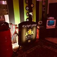 Photo taken at E-Exit Escape Room/Szabadulószoba by Robert S. on 2/25/2018