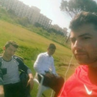 Photo taken at wow kremlin futbol sahası by İnceden İnceden😀 K. on 4/29/2016