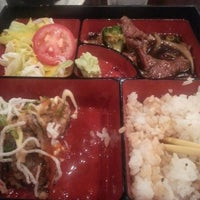Photo taken at Fire Ninja Sushi by Kidd T. on 8/11/2013
