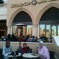 Photo taken at Second Cup by Adek O. on 3/8/2013