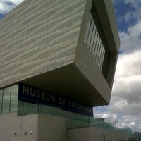 Photo taken at Museum of Liverpool by Wolf F. on 6/15/2013
