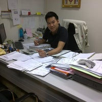 Photo taken at บจ.พรีซิชั่น คอนโทรล (ไทยแลนด์) by Chaphamon C. on 10/12/2012