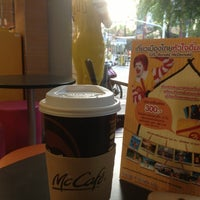 Photo taken at McDonald's & McCafé by Chaphamon C. on 1/19/2013
