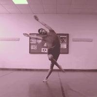 Photo taken at Conservatorio Superior de Danza by Eloy M. on 6/8/2013